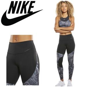 NWT Nike Women's Flutter Power Leggings